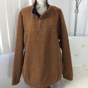 NWT Men's Weatherproof Vintage Fleece Pullover